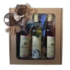 Obal na kolekci vín, včetně balného